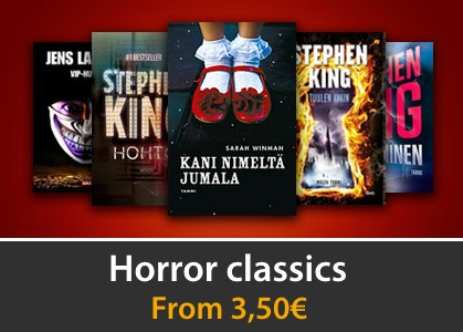 Horror classisc from 3,50€