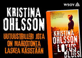 Kristina Ohlsson - Lotus Blues