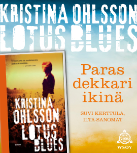 Ohlsson, Kristina - Lotus blues