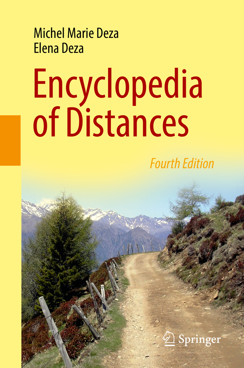 Encyclopedia of distances ebook ellibs ebookstore fandeluxe Choice Image