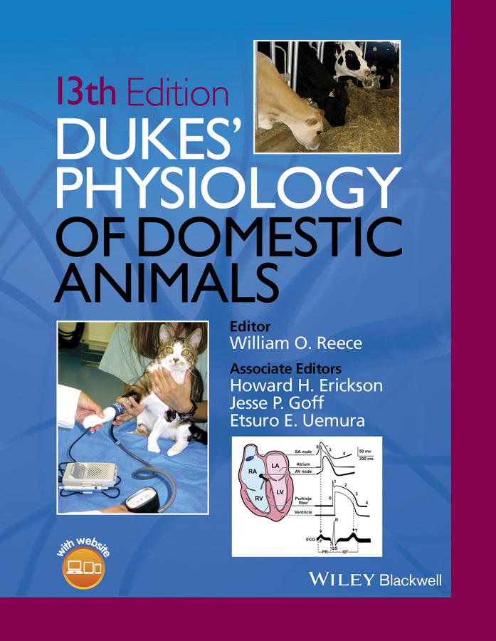 Dukes\' Physiology of Domestic Animals | Ebook | Ellibs Ebookstore