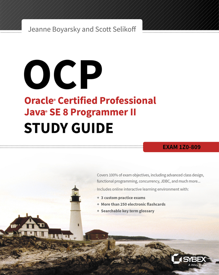 Ocp Oracle Certified Professional Java Se 8 Programmer Ii Study