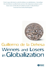 investigating the winners and losers of globalisation Global policy forum is a policy watchdog that follows the work of the united nations we promote accountability and citizen participation in decisions on peace and security, social justice and international law.