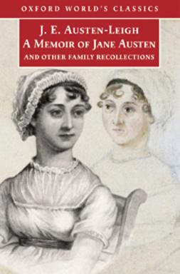 Austen-Leigh, J. E. - A Memoir of Jane Austen, ebook
