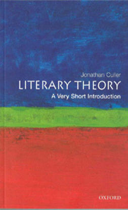 Culler, Jonathan - Literary Theory: A Very Short Introduction, ebook
