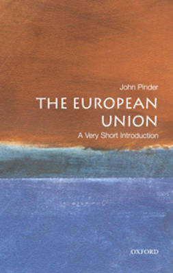 Pinder, John - The European Union: A Very Short Introduction, ebook