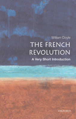 Doyle, William - The French Revolution: A Very Short Introduction, e-bok