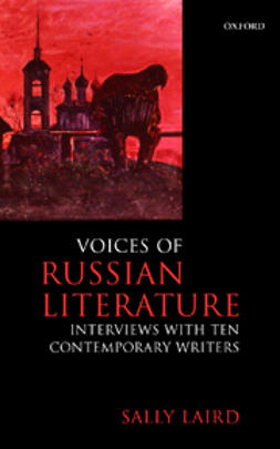 Laird, Sally - Voices of Russian Literature: Interviews with Ten Contemporary Writers, ebook