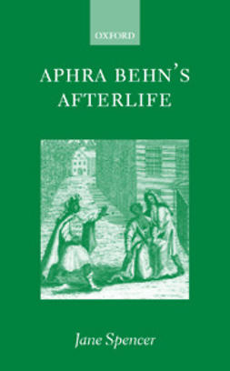 Spencer, Jane - Aphra Behn's Afterlife, e-kirja