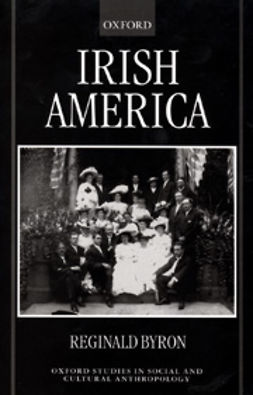 Byron, Reginald - Irish America, e-kirja