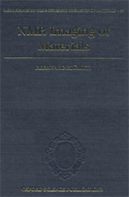 Blumich, Bernhard - NMR Imaging of Materials, ebook