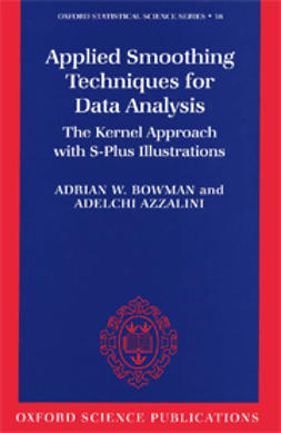 Azzalini, A. - Applied Smoothing Analaysis: A Practical Approach, ebook