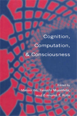 Ito, Masao  - Cognition, Computation and Consciousness, ebook