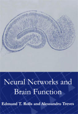 Rolls, Edmund - Neural Networks and Brain Function, e-bok