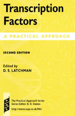 Transcription Factors: A Practical Approach, Second edition