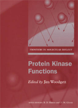 Woodgett, James  - Protein Kinase Functions, ebook