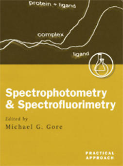 Spectrophotometry and Spectrofluorimetry : A practical approach