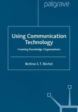 Büchel, Bettina S. T. - Using communication technology , ebook
