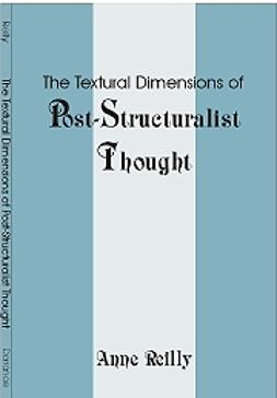 Tuominen, Kari - The textual dimensions of post-structuralist thought, ebook