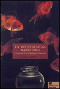 Chaston, Ian - Entrepreneurial Marketing, ebook