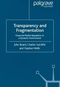 Board, John  - Transparency and fragmentation, ebook