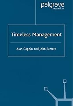 Barrat, John - Timeless management, e-kirja