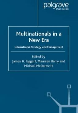 Berry, Maureen  - Multinationals in a new era, ebook