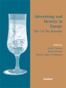 Cannon, Jackie  - Advertising and Identity in Europe: The I of the Beholder, e-kirja