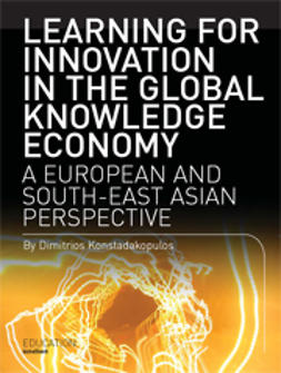 Konstadakopulos, Dimitrios - Learning for Innovation in the Global Knowledge Economy, e-bok