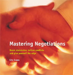 Evans, Eric - Mastering Negotiations, ebook