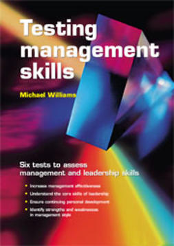 Williams, Michael - Testing  Management Skills, ebook