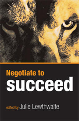 Lewthwaite, Julie - Negotiate to Succeed, ebook