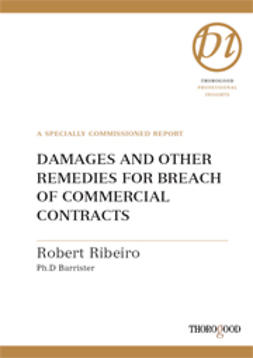 Ribeiro, Robert - Damages and Other Remedies for Breach of Commercial Contracts, ebook