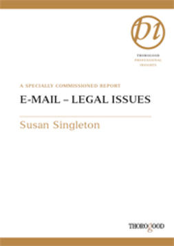 Singleton, Susan - E-Mail - Legal Issues, ebook