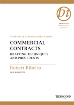 Commercial Contracts - Drafting Techniques and Precedents