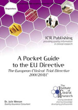 Meeson, Julie - A Pocket Guide to the EU Directive, ebook