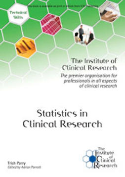 Parry, Trish - Statistics in Clinical Research, e-kirja