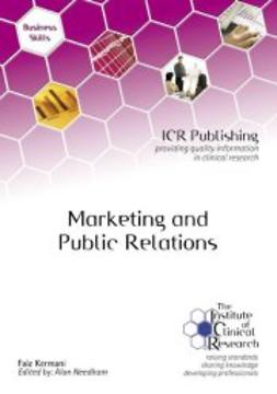 Kermani, Faiz - Marketing and Public Relations in Clinical Research, e-kirja