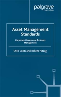 Loistl, Otto - Asset Management Standards, ebook