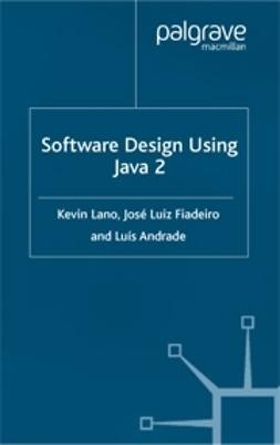 De Andrade, Luís Filipe - Software Design Using Java 2, ebook