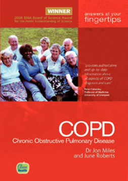 Miles, Jon - COPD - the 'at your fingertips' guide, e-kirja