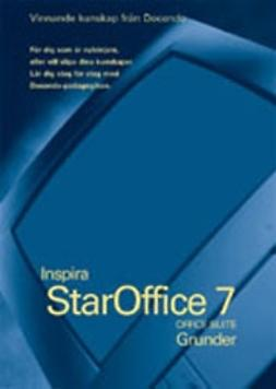 StarOffice 7 Office Suite - INSPIRA GRUNDER