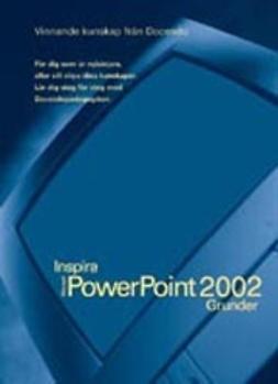 Rosander, Ulrika - PowerPoint 2002 - INSPIRA GRUNDER, e-kirja