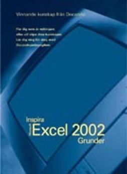 Hermundstad, Helen - Excel 2002 - INSPIRA GRUNDER, e-kirja
