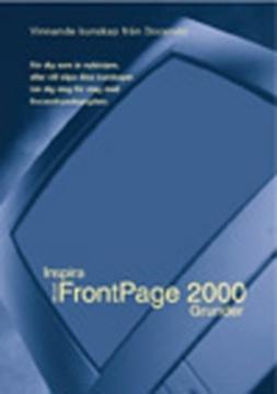 Johansson, Jenny - Frontpage 2000 - INSPIRA GRUNDER, ebook