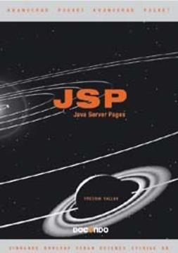 Vallbo, Fredrik - JSP - Java Service Pages - Avancerad Pocket, ebook