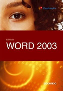 Ansell, Eva - Word 2003 - Visual, e-kirja