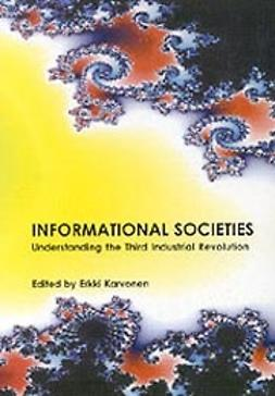 Karvonen, Erkki - Informational societies, ebook