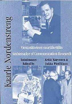 Karvonen, Erkki - Kaarle Nordenstreng, e-bok