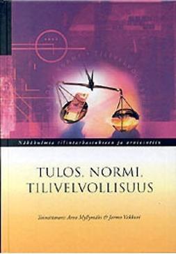 Tuominen, Kari - Tulos, normi, tilivelvollisuus, ebook